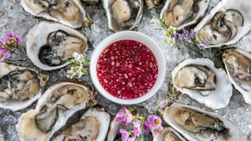 Mignonette Sauce Recipe For Oysters