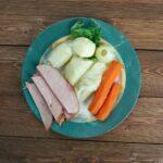 New England Boiled Dinner Recipe