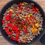 sauteed chili beef