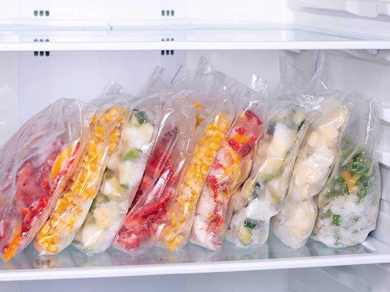 Frozen Food Safety