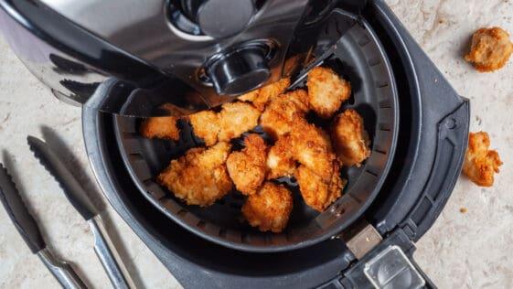 chicken-nuggets-in-an-air-fryer