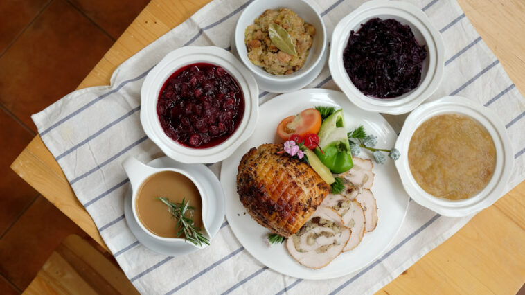 Which Sauces Do You Have with Thanksgiving Dinner?